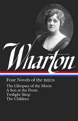 Edith Wharton Library of America Edited by Hemrione Lee